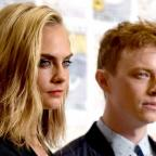 Basingstoke Gazette: Cara Delevingne debuts new haircut as she says she loves the Mile High Club - but she's been caught every time