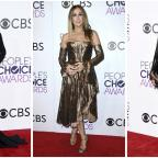 Basingstoke Gazette: People's Choice Awards fashion: J.Lo, SJP and Blake Lively - who stunned and who should sack their stylist?