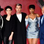 Basingstoke Gazette: The Voice UK judges and contestants get all dressed up for final launch