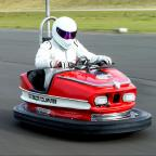 Basingstoke Gazette: Top Gear's The Stig sets world speed record ... in a dodgem