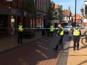 Basingstoke Gazette: Woman's body found in Basingstoke town centre