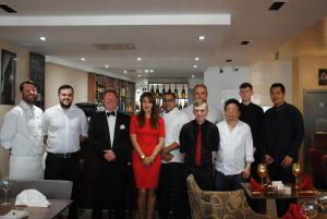 Basingstoke Gazette: New steak restaurant opens in the Top of the Town