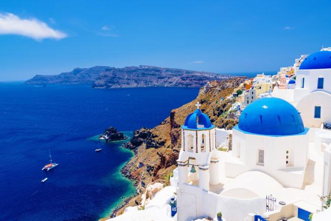 Ever fancied a free holiday to Greece? Now is your chance but there is a twist