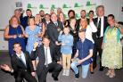The A Place to be Proud of award winners 2017