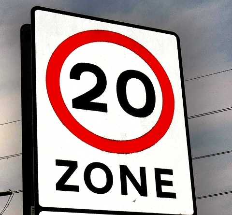 Police blasted for not enforcing 20mph limits