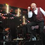 Basingstoke Gazette: Sir Bruce Forsyth performing on the Avalon stage at the Glastonbury 2013 Festival (Anthony Devlin/PA Wire/PA Images)