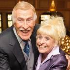 Basingstoke Gazette: Sir Bruce Forsyth 'last of the truly great entertainers' – Dame Barbara Windsor (Dominic Lipinski/PA)