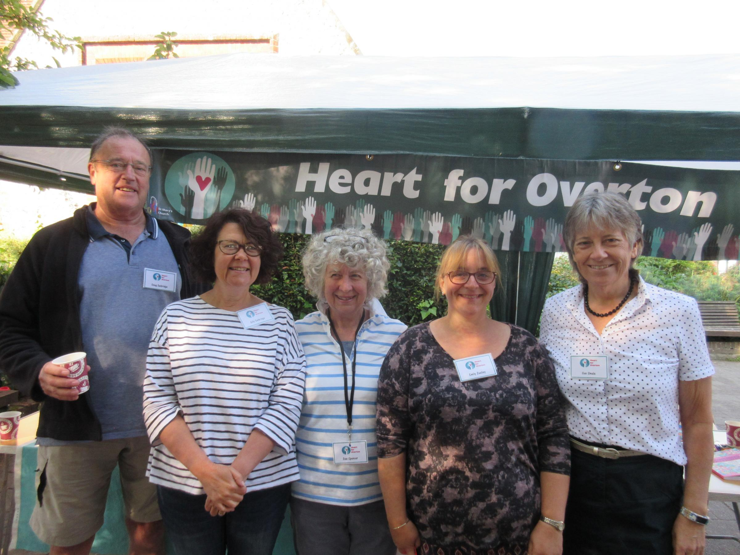 Heart for Overton launches to help villagers