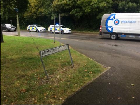 Body found near woodland area in Old Basing