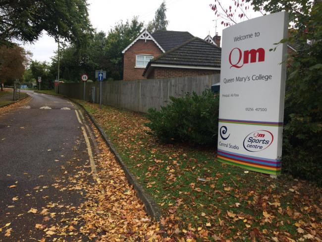 Dozens of students at Basingstoke college appealing 'unfair' A Level grades