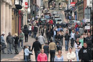 Fears raised about pedlars obstructing shoppers in Winchester