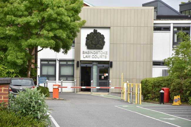 Two men have been charged with attempted murder at Basingstoke Magistrates Court this morning