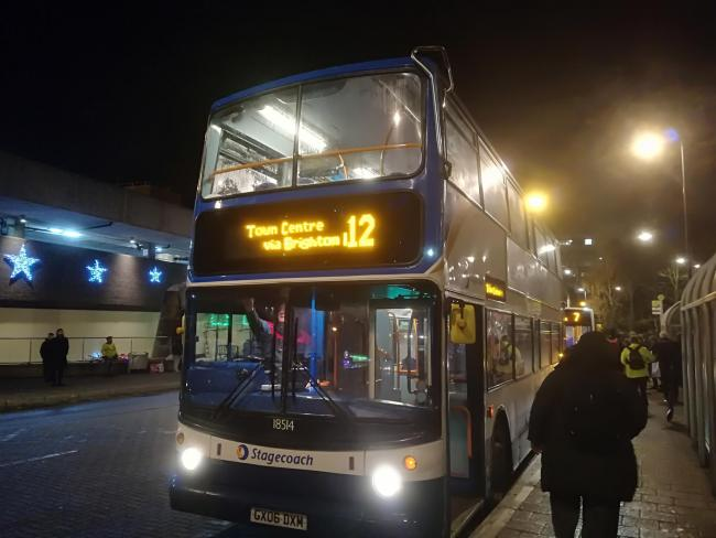 Changes to cuts praised but battle to save bus continues