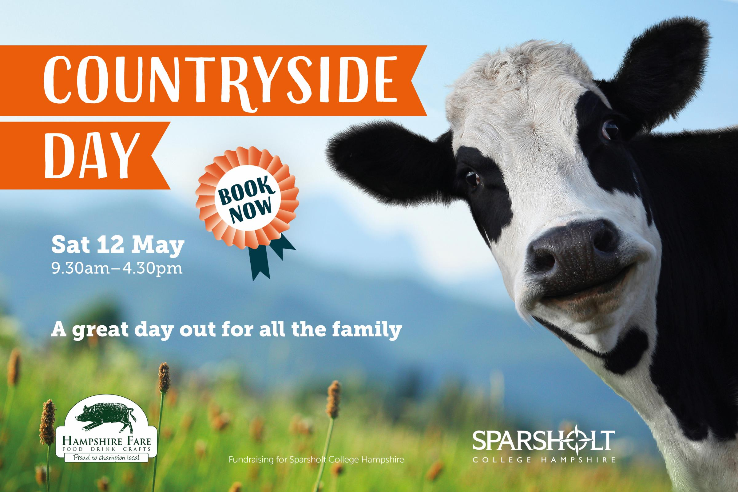 Countryside Day – Sparsholt College Hampshire