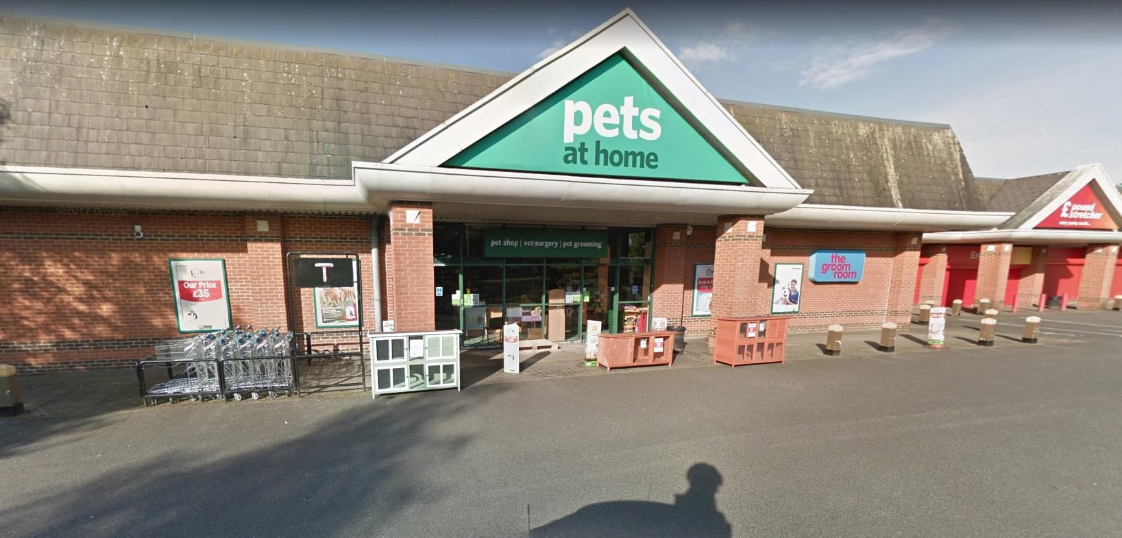 Cash Stolen From Pets At Home Store Basingstoke Gazette