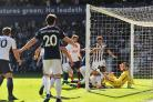 Jake Livermore netted a late winner as West Brom beat Tottenham (Anthony Devlin/PA)