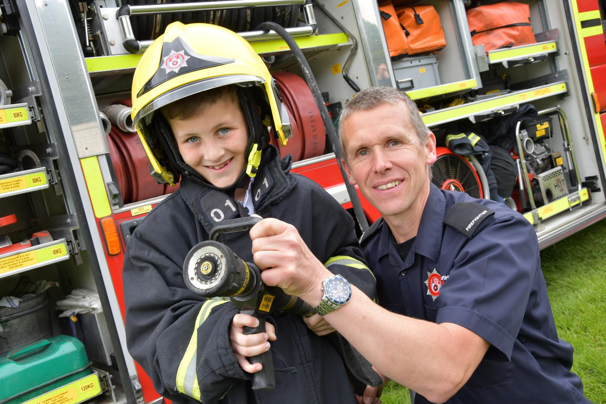 Rotary Family Festival, Down Grange, Basimgstoke.