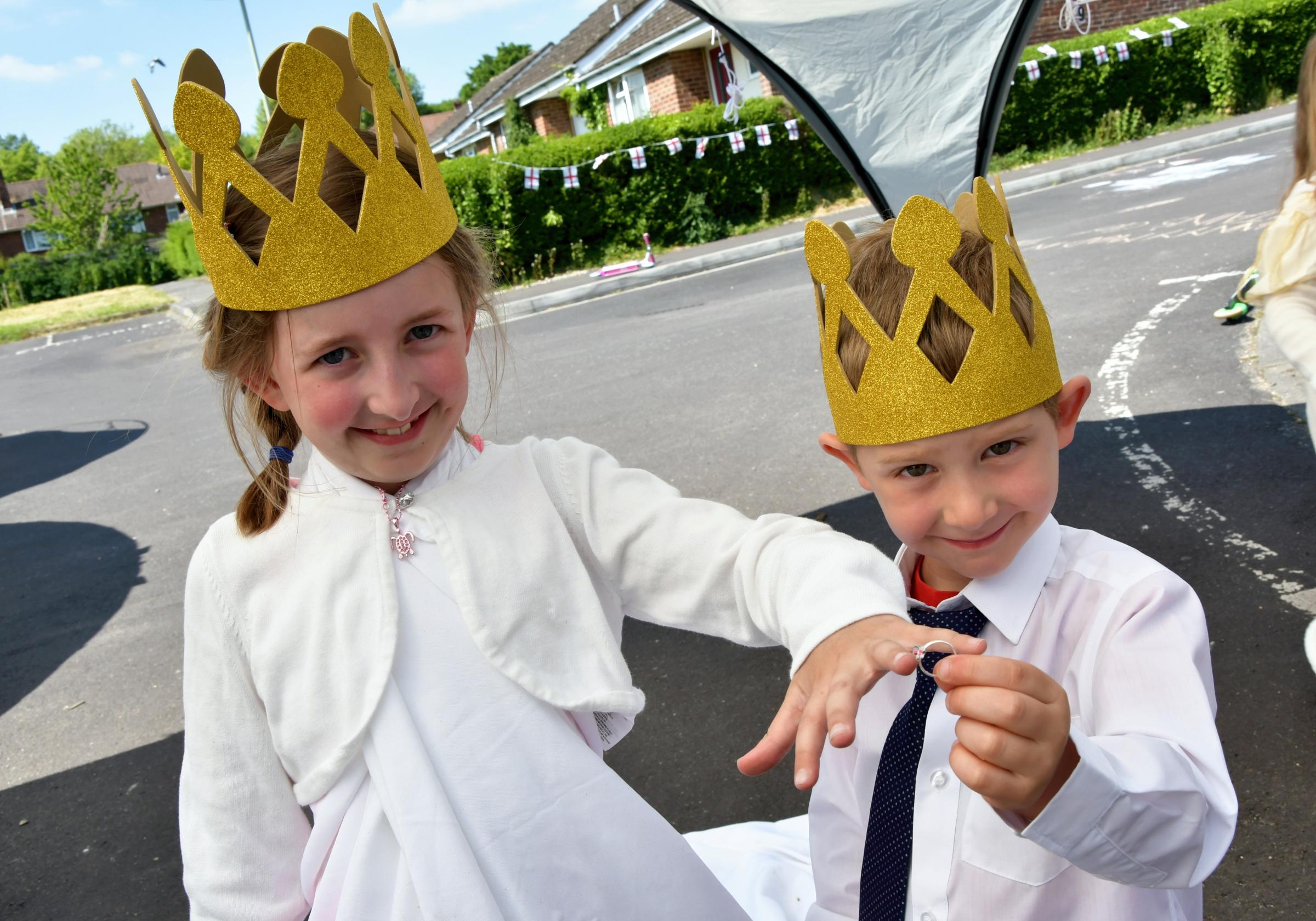 Royal Wedding.