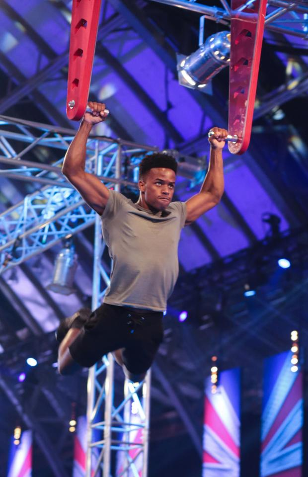 Could you be the next Ninja Warrior?