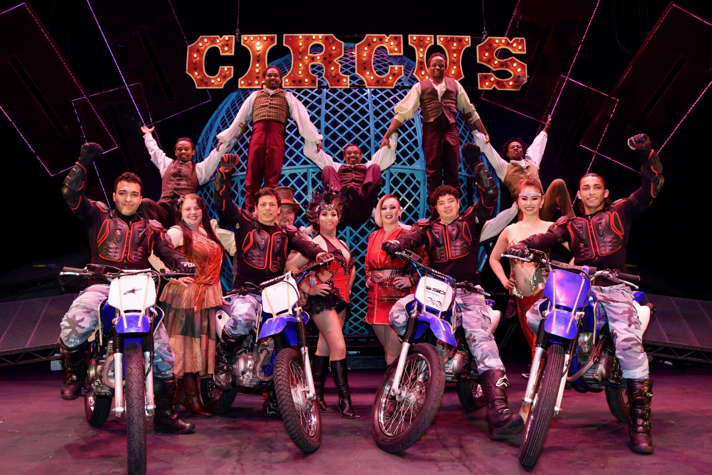 REVIEW: Cirque Berserk! at the Anvil