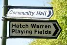 HATCH WARREN, Basingstoke.