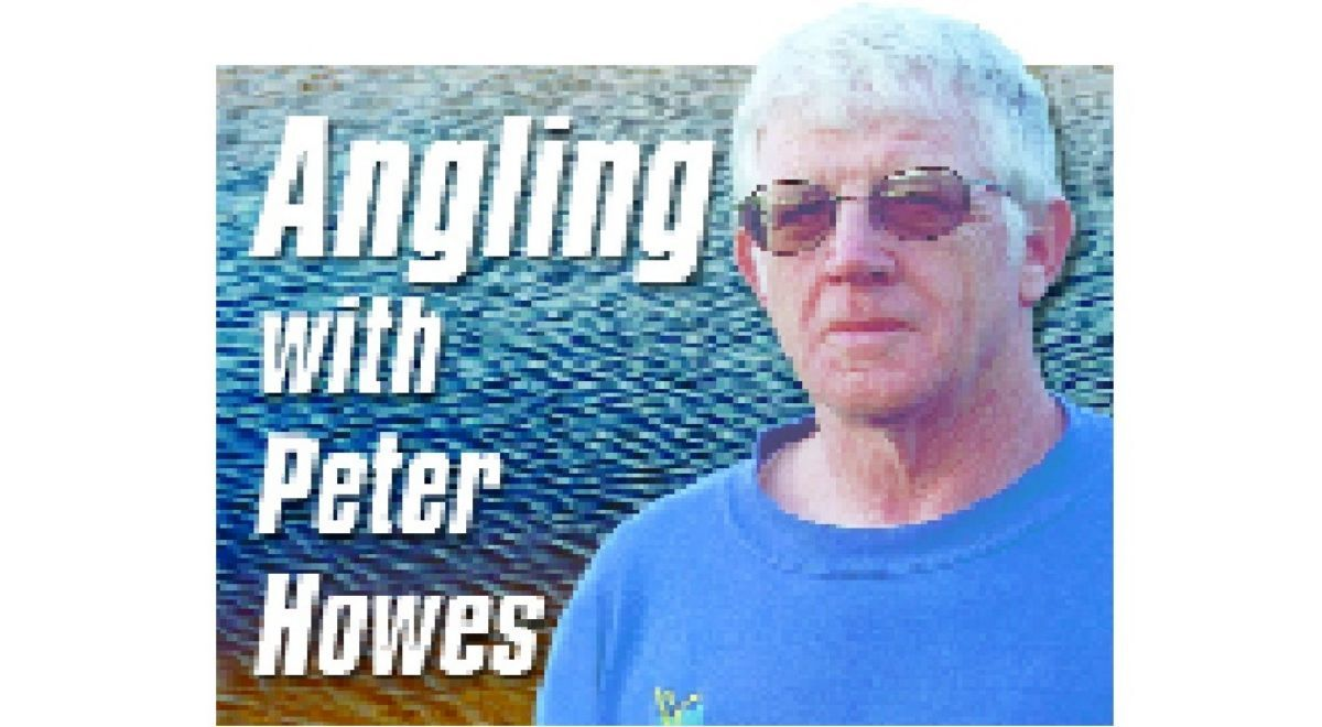 Angling with Pete Howes