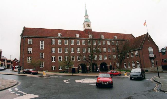 Hampshire County Council's offices