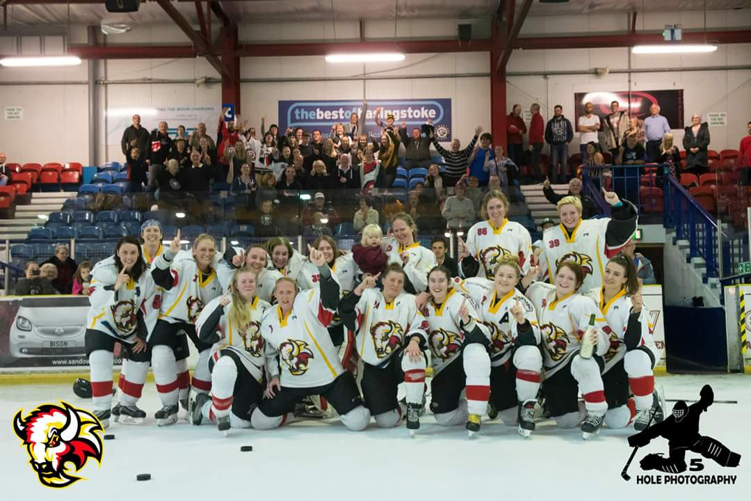 The majority of the Basingstoke Bison ladies squad from last season has followed manager Dee West-Attrill to form the Slough Sirens.