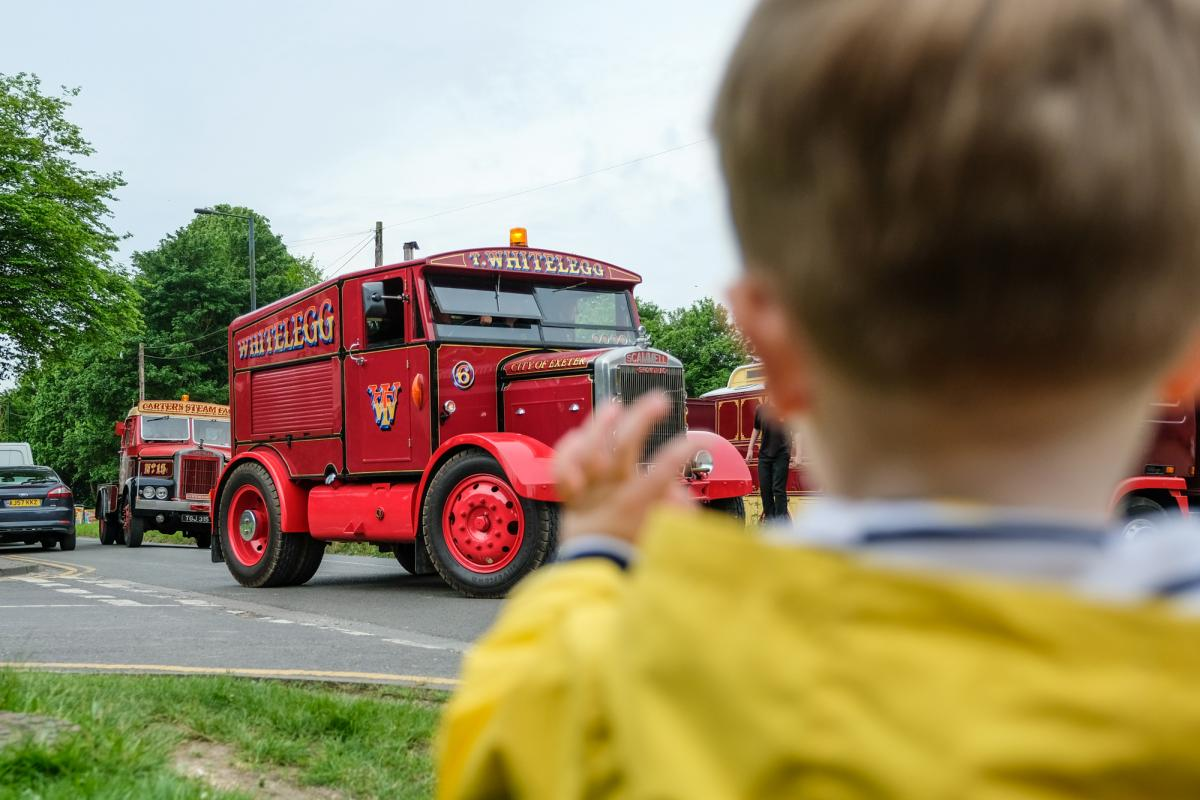Carter S Steam Fair And Procession To Steam Into Basingstoke