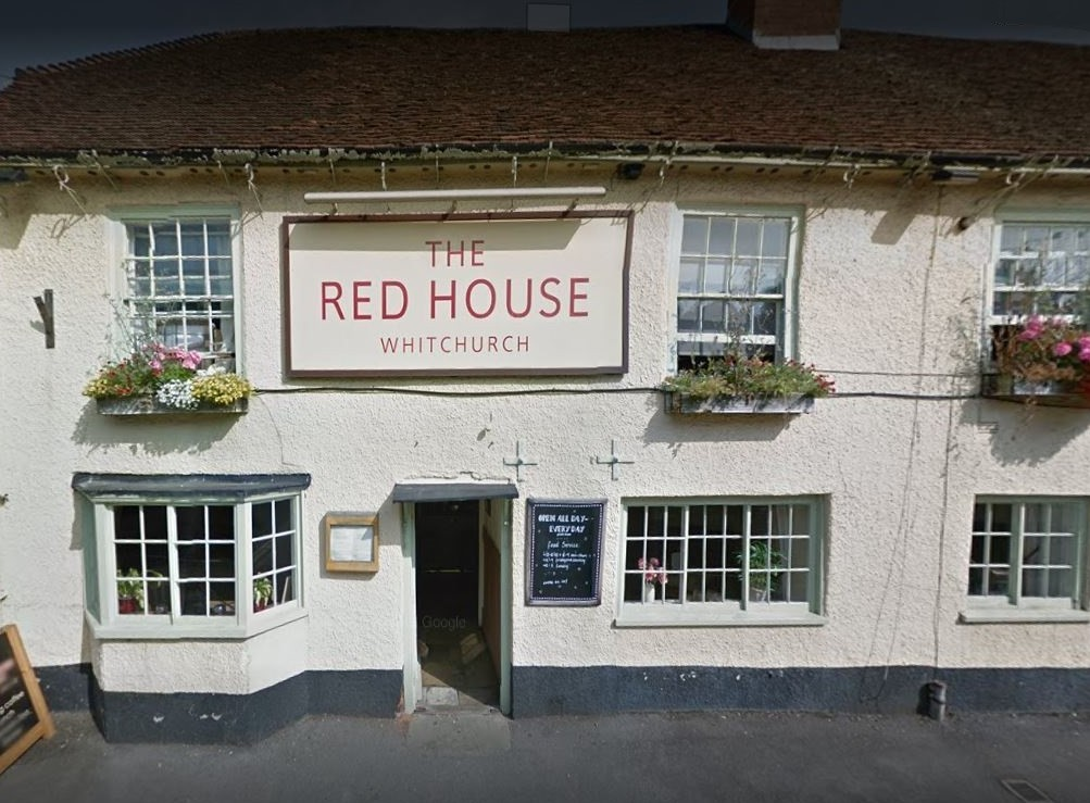 The Red House. Image: Google Streetview
