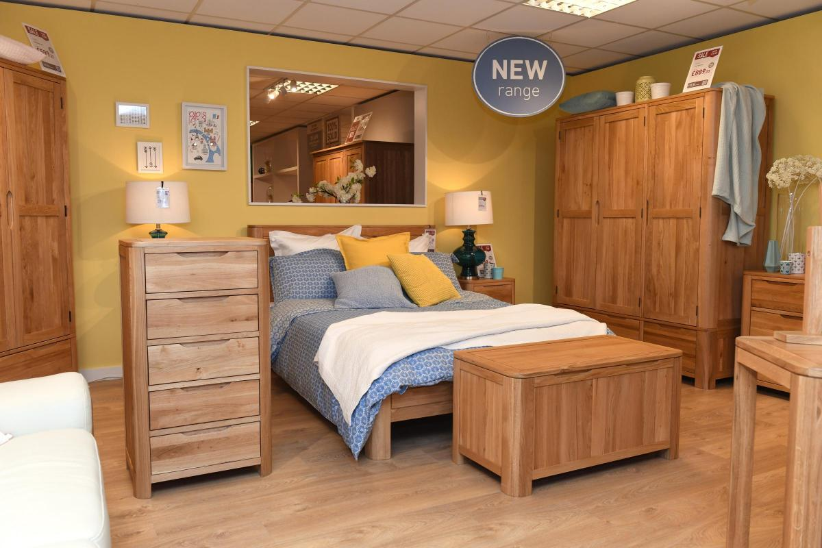 Oak Furniture Land To Open At St Michael S Retail Park Basingstoke