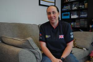 Meet Basingstoke's own Invictus Games athlete who starred on social media