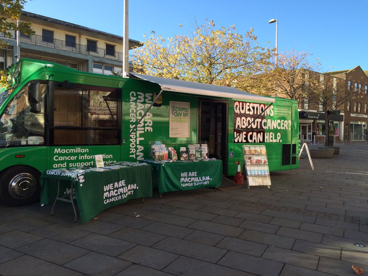 Macmillan Cancer Support Information Service in Southsea