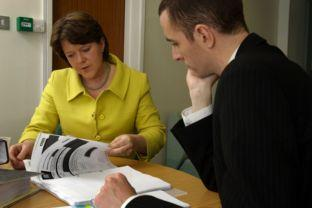 Basingstoke's member of parliament Maria Miller talks to the Gazette's chief reporter David Connop Price about her expenses claim