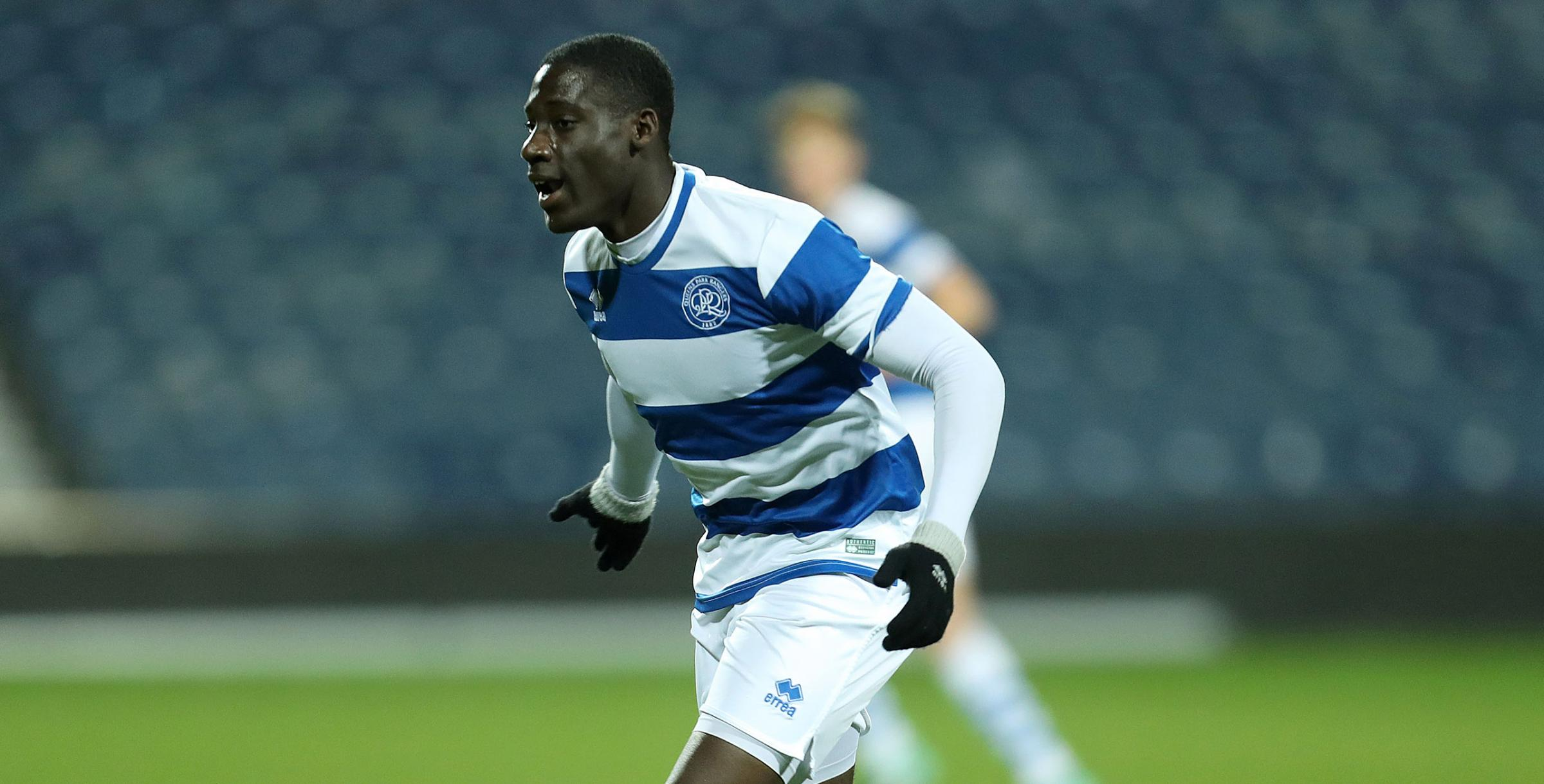Mickel Platt Image with thanks to QPR