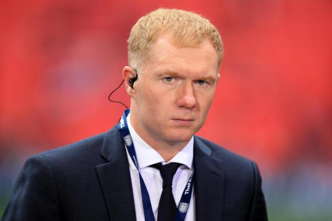 Paul Scholes is keen to return to football in a coaching capacity (Mike Egerton/PA)