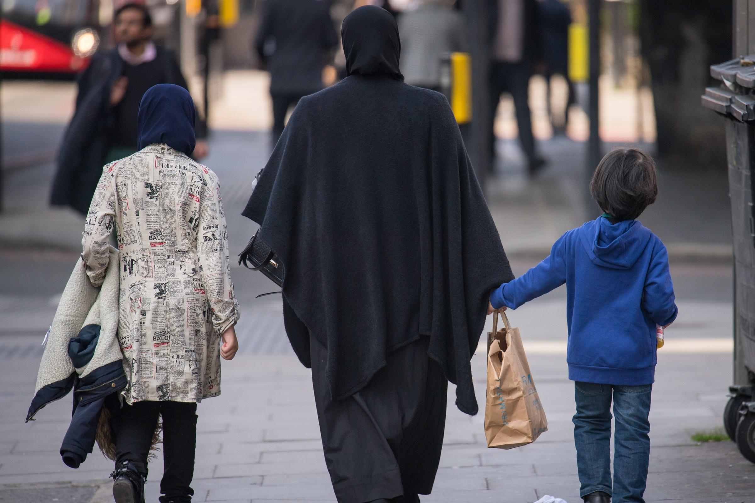"Ofsted accused of scrutinising Muslim schoolgirls who wear the hijab because they want to ""look like their mum"""