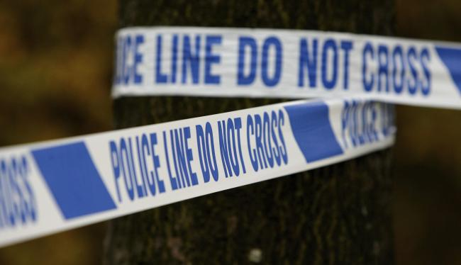 File photo dated 18/11/11 of some police tape at a crime scene as more must be done to support victims of crime, a report has concluded..