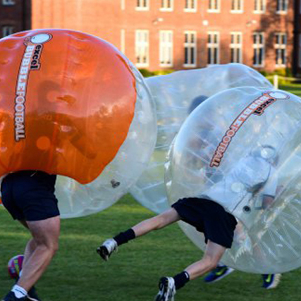 Five Rivers Festival - Bubble Football