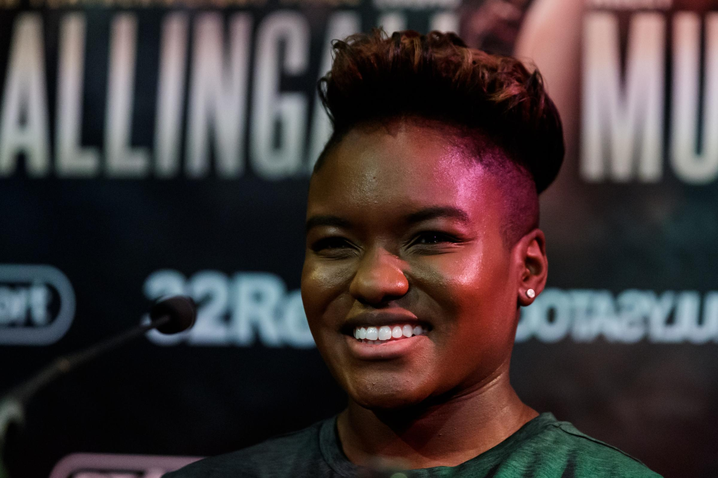 Nicola Adams' first shot at world title glory has been postponed