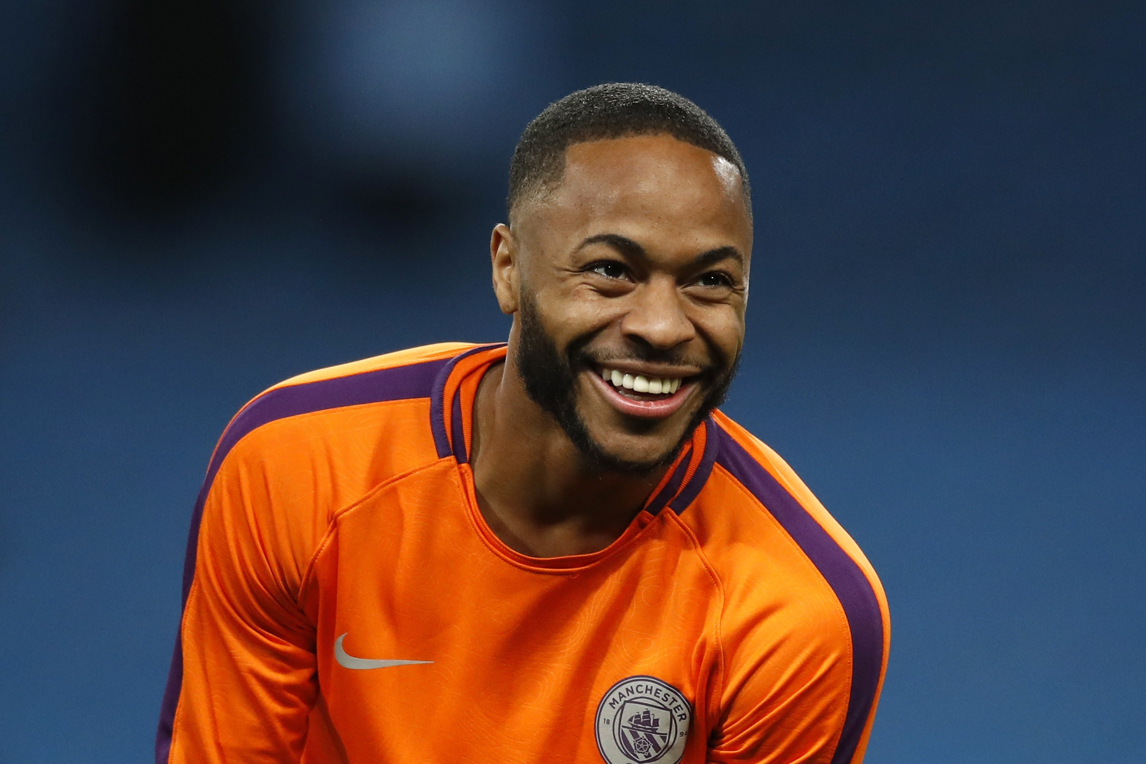 Raheem Sterling showed his support for Newport youngster Ethan Ross