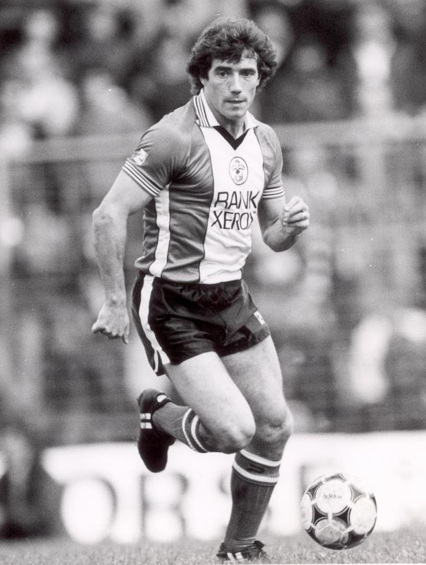 Basingstoke Gazette: Kevin Keegan in his Saints days