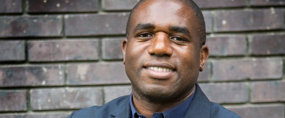 RT Hon David Lammy MP
