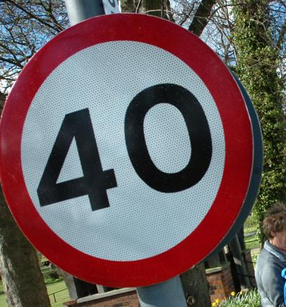 New speed limit for road through Overton