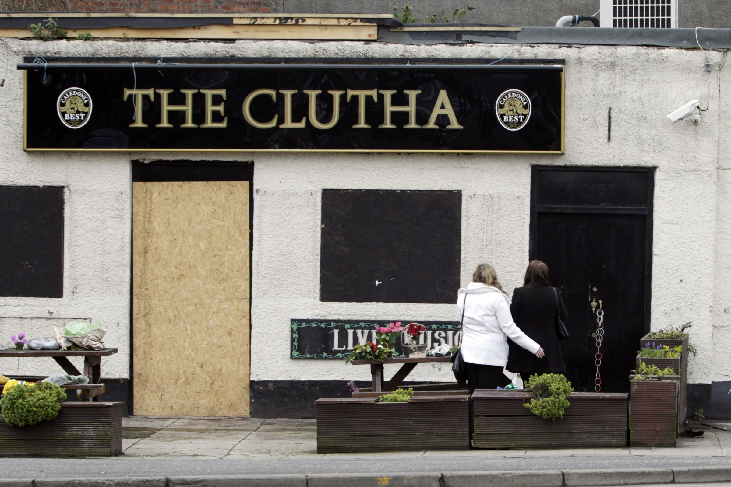 Service remembers Clutha victims