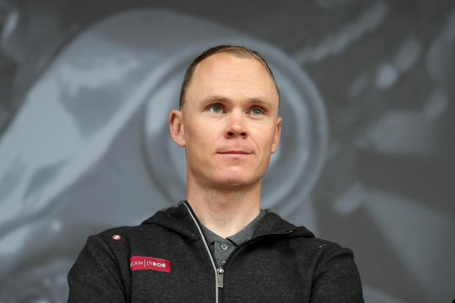 Chris Froome has undergone surgery to treat the multiple fractures he suffered in a crash on Wednesday